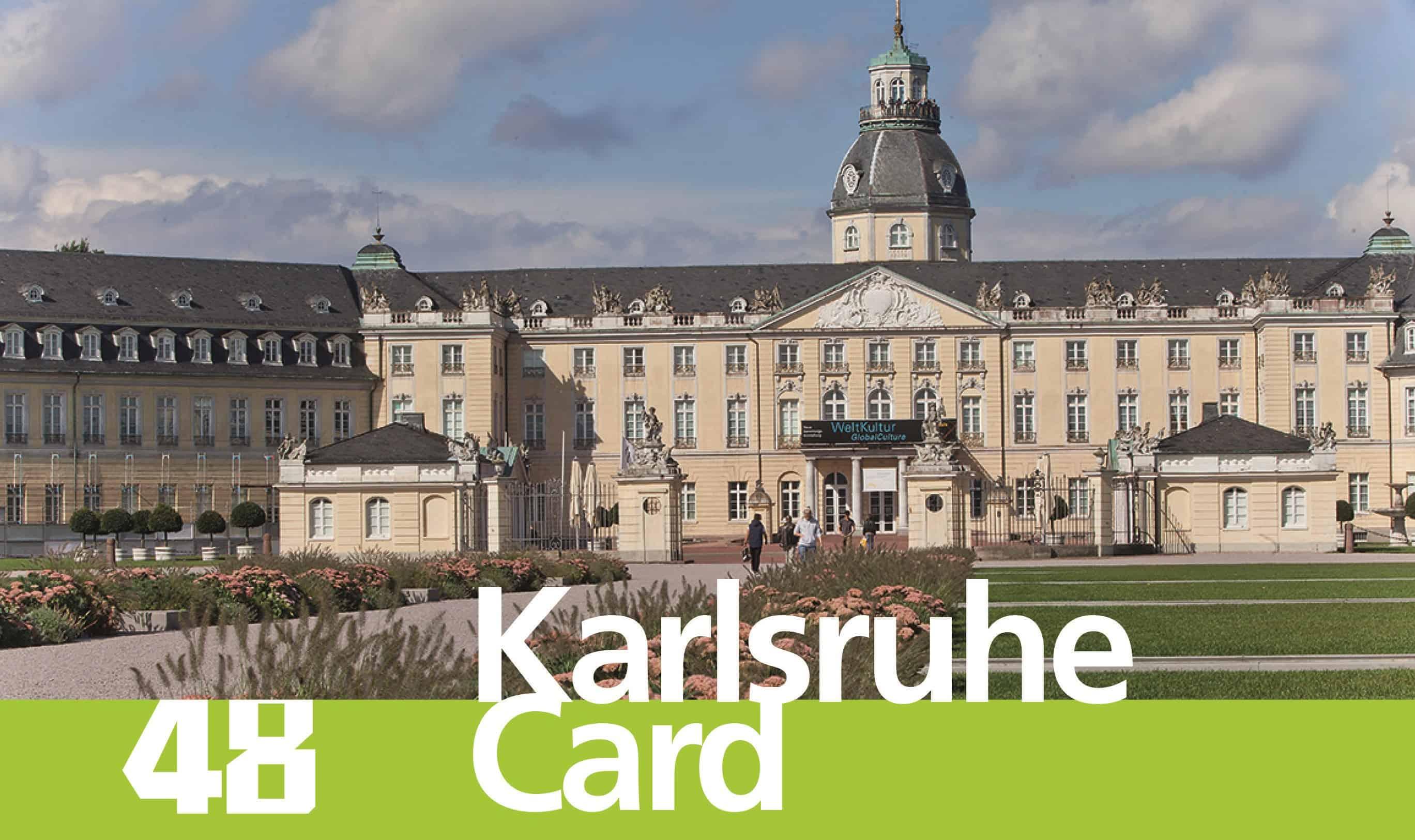 Karlsruhe Card bei uns erhältlich!